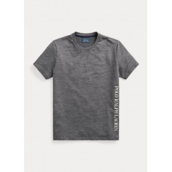 POLO RALPH LAUREN T-Shirt Logo in jersey Grey
