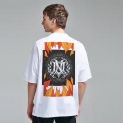 DOLLY NOIRE Autunno Oversize Tee White